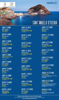 """Sant'Angelo d'Ischia 2017 - Musica nel Borgo """"Night Trouble"""""""