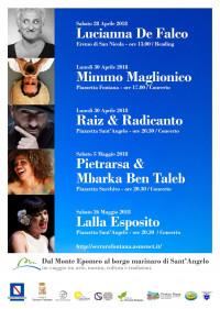 Lalla Esposito in concerto