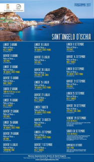 "Sant'Angelo d'Ischia 2017 - Musica nel Borgo ""Belly Shakers"""